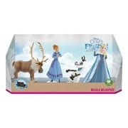 Set 4 figurine Olaf's Frozen Adventure