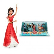 "Princess Elena of Avalor 12"" Doll and Elena of Avalor's Toy Set -Lovely Elena of Avalor Collectibles for Your Girls Who Love This Disney Princess"
