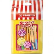Stabilo Point 88 Sweet Colors 15 Kleuren