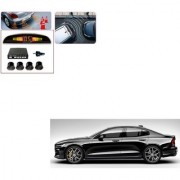 Auto Addict Car Black Reverse Parking Sensor With LED Display For Volvo S60