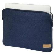 Универсален калъф за лаптоп HAMA Jersey, до 34 см 13.3 инча, Син, HAMA-101810