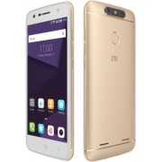 "Telefon Mobil ZTE Blade V8 Lite, Procesor Octa-Core 1.0GHz/1.5GHZ, IPS LCD Multitouch 5"", 2GB RAM, 16GB Flash, 8MP, Wi-Fi, 4G, Dual Sim, Android (Auriu) + Cartela SIM Orange PrePay, 6 euro credit, 6 GB internet 4G, 2,000 minute nationale si internationale"