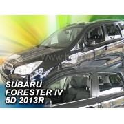 Deflektory komplet 4 ks pre SUBARU Forester , 2013-
