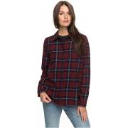 Roxy Feminin Heavy Sentimente Long Sleeve Shirt PERJWT03149-XRRB XS