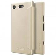 Bolsa Nillkin Sparkle Series para Sony Xperia XZ1 Compact - Dourado