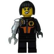 Claw-Dette - LEGO Agents Minifigure