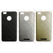 Apple iPhone 6 4.7 inch (калъф HYBRID) 'Motomo - Brushed style'