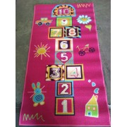 speelkleed hiphop 80 x 150 cm