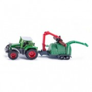 SIKU traktor sa mašinom za seču 1675
