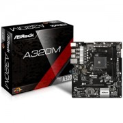 Placa de baza AsRock A320M, socket AM4