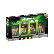 Set Figurine Ghostbusters
