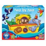 Joc educativ Arca lui Noe TWO BY TWO