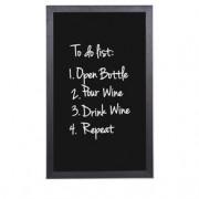 Quadro Porta Rolhas de Vinho To do List