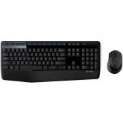 Kit Teclado Mouse LOGITECH MK345 Inalambrico 920-007820
