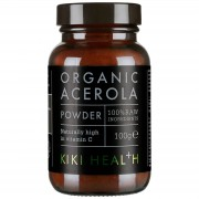 Kiki Health Acerola Biológica em Pó da 100 g