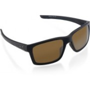 Oakley MAINLINK Wayfarer Sunglass(Brown)