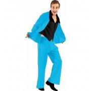 Disfraz de Traje Chaqueta Azul - Creaciones Llopis