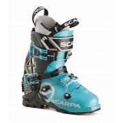 Scarpa Gea 2 - Scubablue - Chaussures de ski 26,5