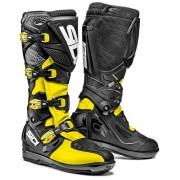Sidi X-Treme SRS Offroad Boots Yellow 42