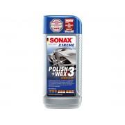 Sonax Polish & Ceara Nanotech 3 Xtreme