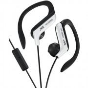 JVC Oortelefoon HA-EBR25 Sport Earbuds + Microfoon Wit