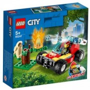 Конструктор Лего Сити - Горски пожар, LEGO City Fire 60247