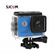 Original SJCAM SJ4000 WIFI Cámara de Acción 1080P Full HD 2,0 pulgadas pantalla deportes DV buceo 30M carcasa impermeable SJ 4000 Cámara(#Azul)(#Option 3)