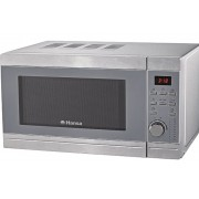 Cuptor cu microunde Hansa AMG20E70GIVH, 900 W, 20 l, grill, Inox