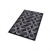 Schmutzfangmatte Chalk-White-Design BxL 900 x 1500 mm