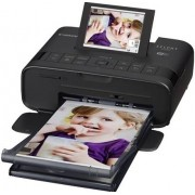 Canon SELPHY CP1300 - Printer - kleur - kleursublimatie - 148 x 100 mm tot 0.78 min/pagina (kleur) - USB, USB host, Wi-Fi - zwart