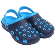 Svaar Stylish Blue Men's Crocs