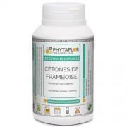 PHYTAFLOR Cétones de Framboise extrait à 5 % d'actif. - . : 150 gélules