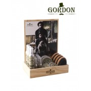 Expozitor GORDON pentru îngrijire barbă și mustață