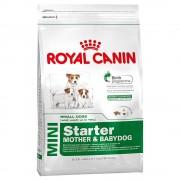 8,5 kg Mini Starter Madre y Cachorro Royal Canin pienso