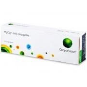 Cooper Vision MyDay daily disposable 30 šošoviek