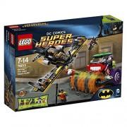 LEGO Super Heroes 76013: Batman: The Joker Steam Roller [Parallel import goods]