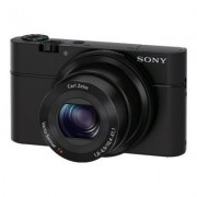 Sony Corporation Sony Cyber-shot DSC-RX100/B Black 20.2 MP Digital Camera