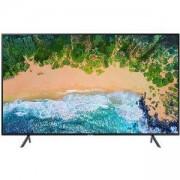 Телевизор Samsung 49 49NU7102 4K UHD LED TV, SMART, HDR, 1300 PQI, Mirroring, DLNA, DVB-T2CS2, WI-FI, 3xHDMI, 2xUSB, Black, UE49NU7102KXXH