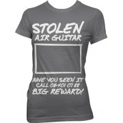 Tee Stolen Air Guitar! Girly Tee