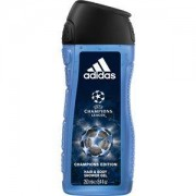 adidas Parfums pour hommes Champions League Champions Edition Hair & Body Shower Gel 250 ml