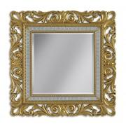 Miroir carré ou rectangulaire bois sculpté