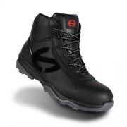 HECKEL RUN-R 400 HIGH 6261009 Farba: čierna, Veľkosť: 38