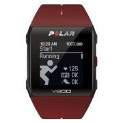 Ceas Polar V800 HR GPS Red