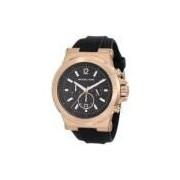 Relógio Michael Kors Unissex Mk8184 Preto Rose 48mm Oferta