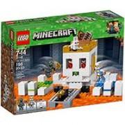 LEGO Kocke Minecraft - Arena Lobanja 21145