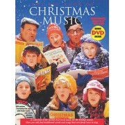 Hal Leonard - Various Composers: Big Book of Christmas Music With Yule Log DVD - Multi