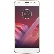 Telefon Mobil Motorola Moto Z2 Play, 64GB Flash, 4GB RAM, Dual SIM, 4G, Gold