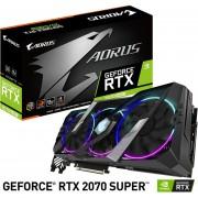 Tarjeta de Video AORUS GeForce RTX 2070 Super 8GB GDDR6 RGB