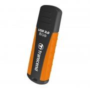 USB DRIVE, 8GB, Transcend JETFLASH 810, USB3.0 (TS8GJF810)