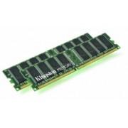 Memoria RAM Kingston DDR2, 800MHz, 1GB, CL6, Non-ECC, para HP Business Desktop dx2420 Microtower